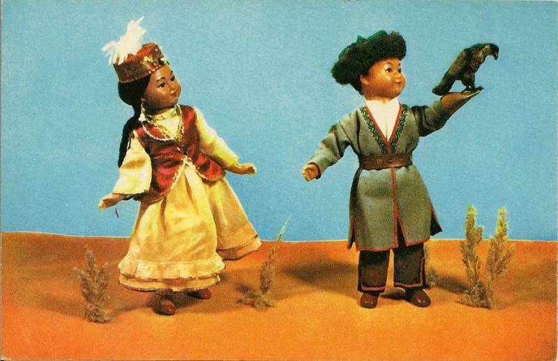 Народная кукла сценарий