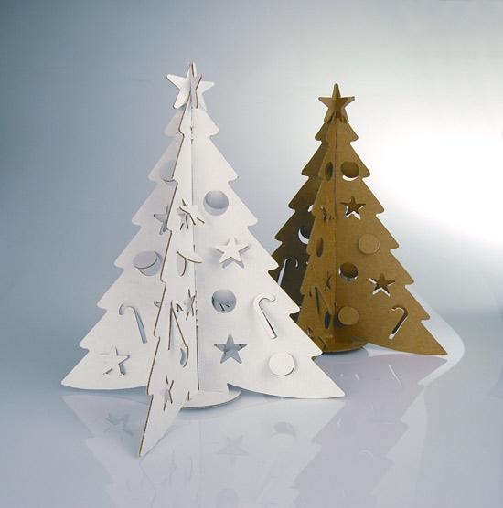 Декорации из бумаги деревья